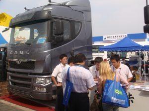 triển lãm xe tải