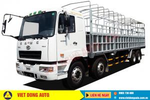 xe tải thùng camc 325 8x2