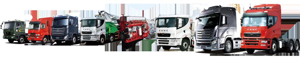 Xe tải CAMC